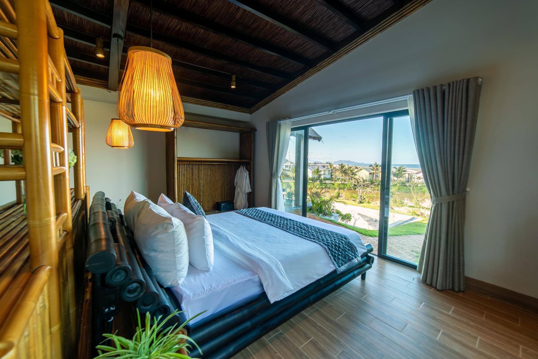 Resort Vu Nam Quy Nhơn – Có Bãi Tắm Riêng